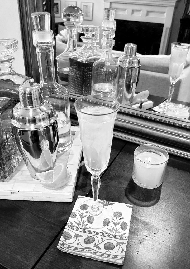 Signature Drink – French75