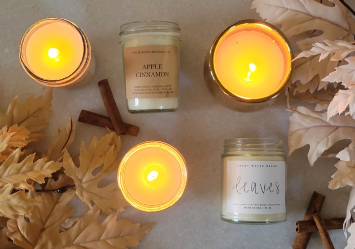 Fall Candle Review